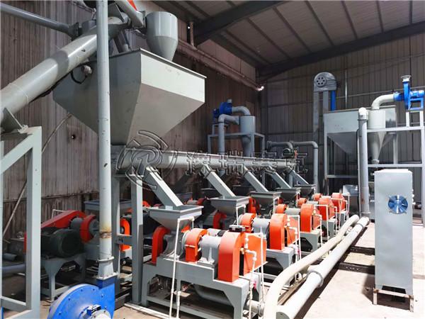 橡胶磨粉机,橡胶磨粉机器设备的原理和工艺介绍